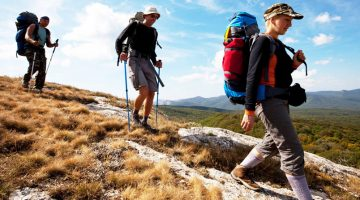 Prepare Your Body to Go Hiking