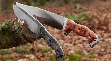 Self Defense Material Doubles as a Handy Tool in the Wild: Camping and Survival Knives