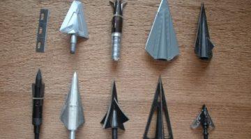 Crossbow Bolts Guide – Arrows Construction, Nocks, Tips