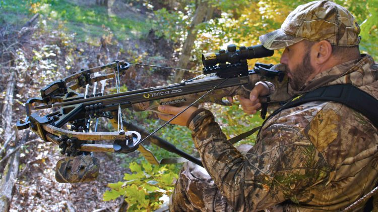 How to Shoot a Crossbow