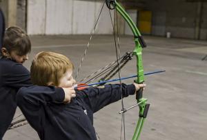 Barnett Outdoors Lil Banshee Jr Compound Youth Archery Set