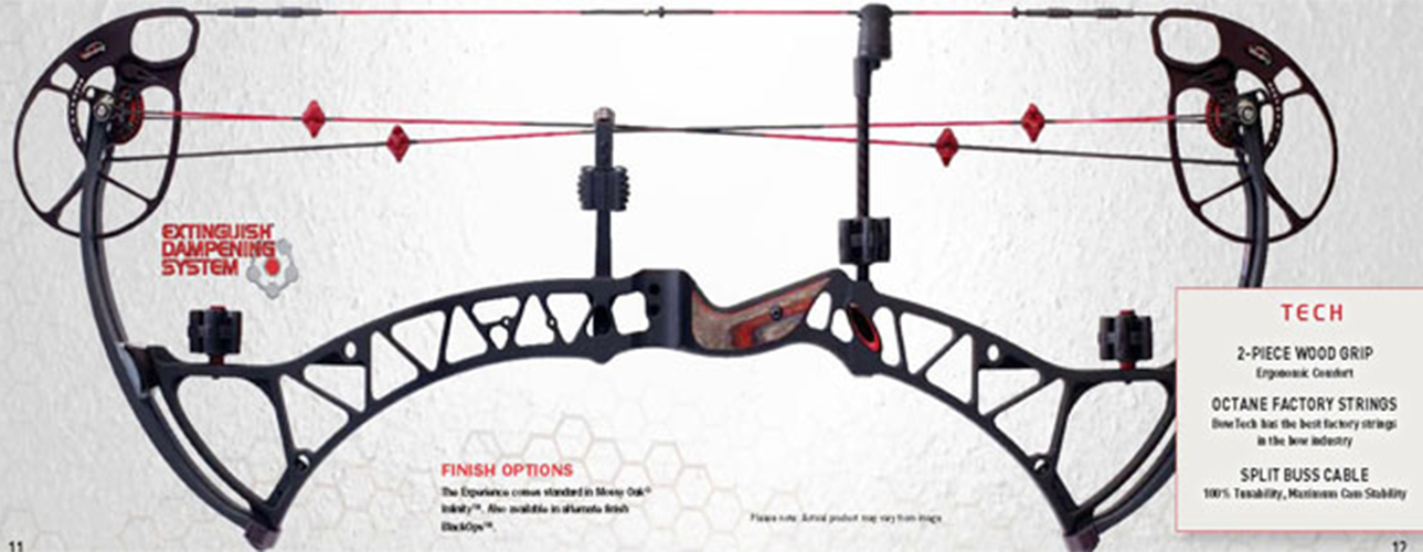SAS Rage 70 Lbs 30 Compound Bow