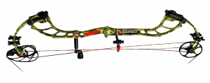 PSE Prophecy Ready to Shoot Infinity 60 Pound Compound Bow Package