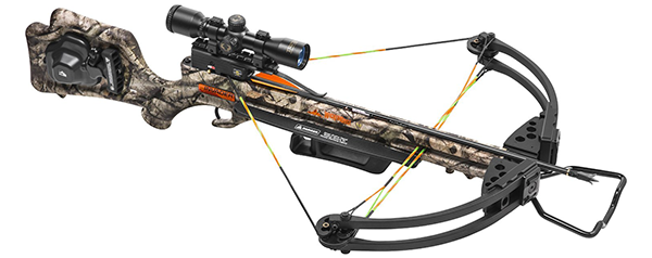Wicked Ridge by TenPoint Invader G3 Crossbow Package with ACU-52 by Hunt Hacks