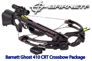 Barnett Ghost 410 CRT Crossbow Package
