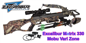 Excalibur Matrix 330 Mobu Vari Zone Crossbow