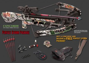 Parker X110 PS Concorde Crossbow