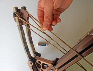 Strings crossbow