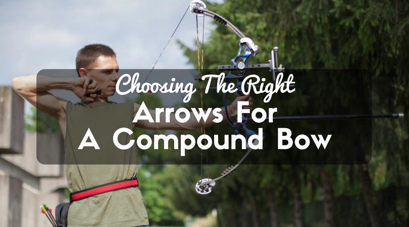 choosing right arrows compound bow