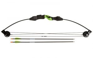 Barnett Outdoors Team Realtree Banshee Quad Junior Compound Bow