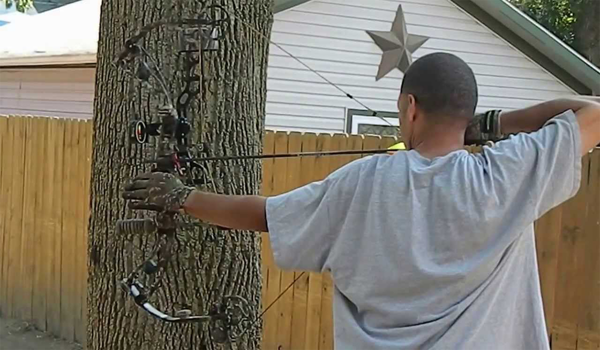 Martin Pantera Compound Bow