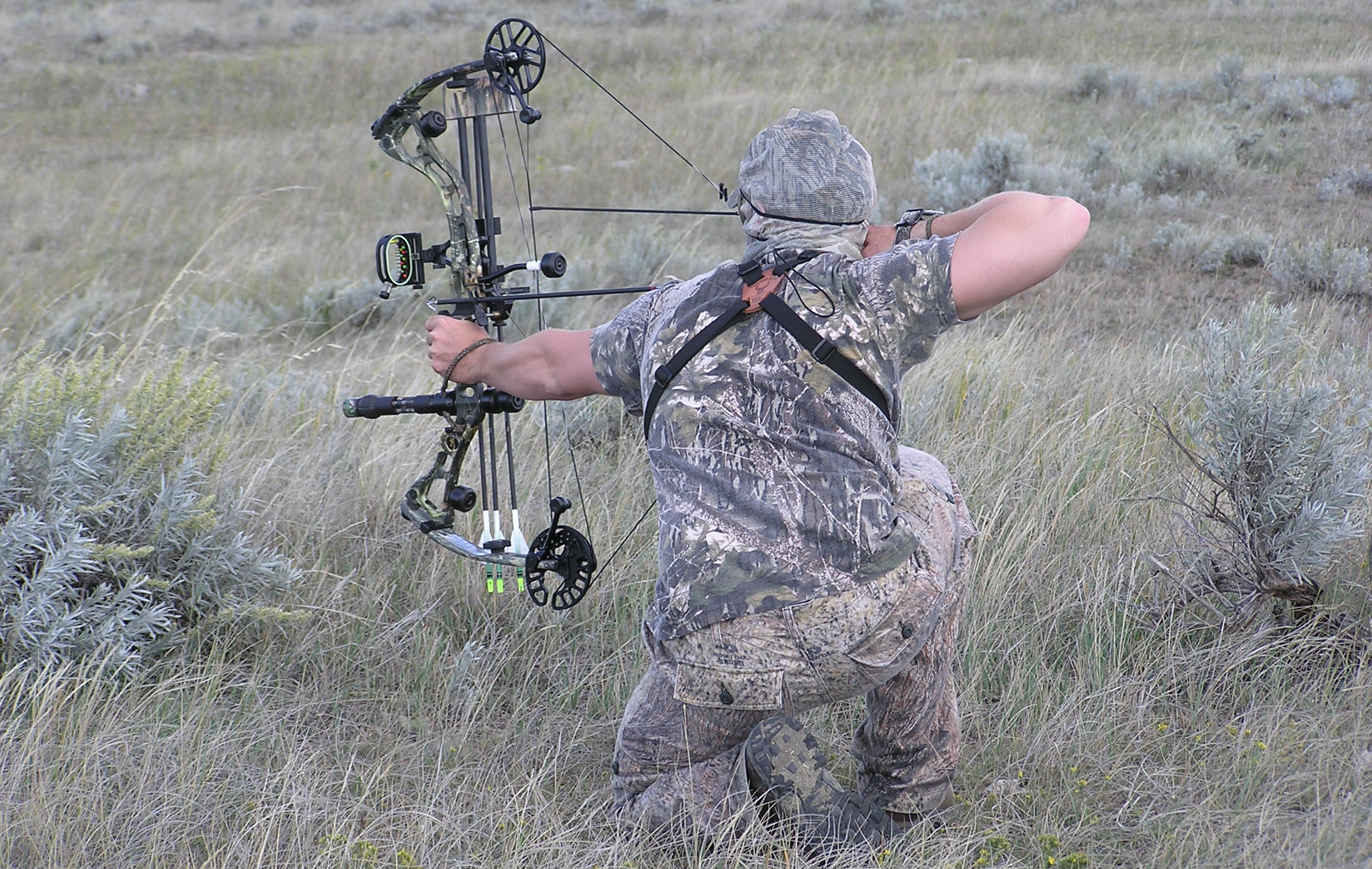 PSE Stinger 3g Compound Bow RTS Package