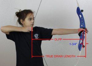 Proper Draw Length - Archery Trade Association Draw Length Standard (Actual Draw Length)