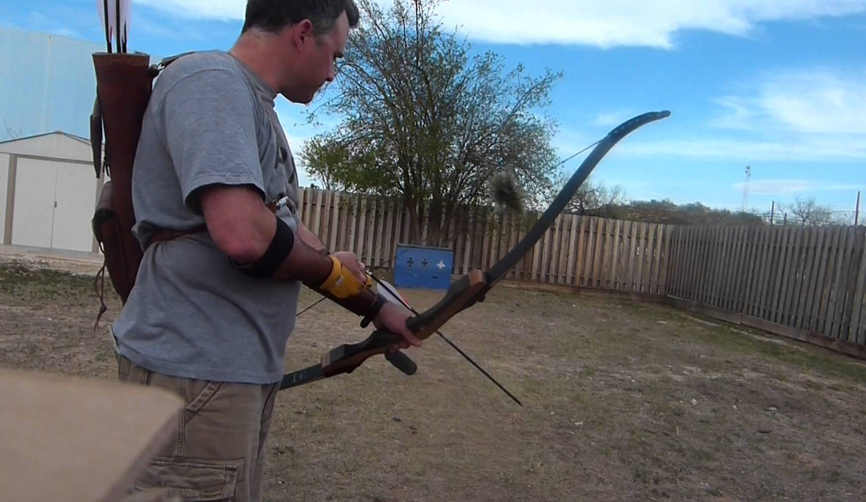 "SAS Spirit 62"" Take Down Recurve Bow"