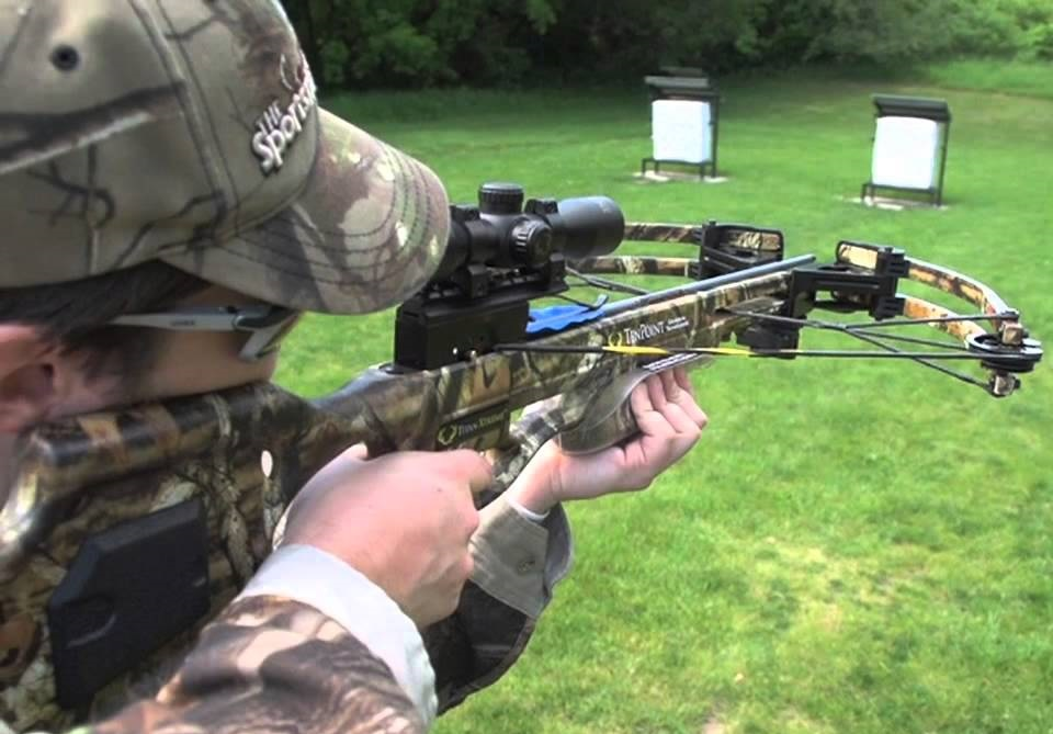 crossbow safety tips for hunter