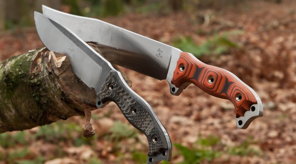Camping and Survival Knives