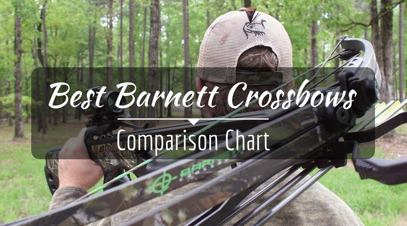 Best Barnett Crossbows Reviews
