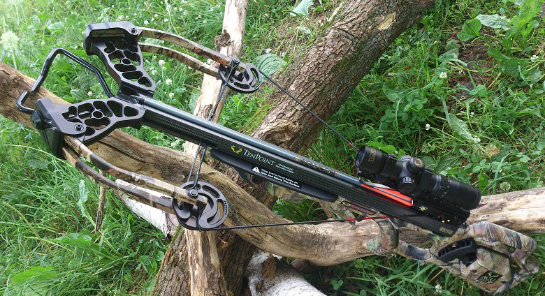 TenPoint Vapor Crossbow real image