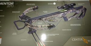 centerpoint crossbow hunting