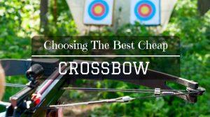 Best Cheap Crossbow
