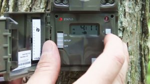 Setting Moultrie A-20 Mini Game Camera