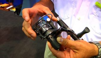 Okuma Trio Standard Speed Spinning Reel Review