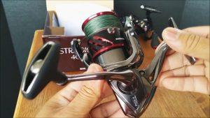 Shimano Stradic CI4+ FA Spinning Reel Front Drag