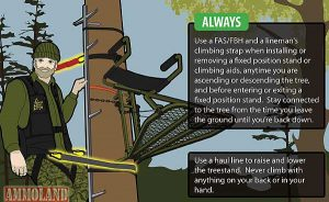 Treestand Safety Course