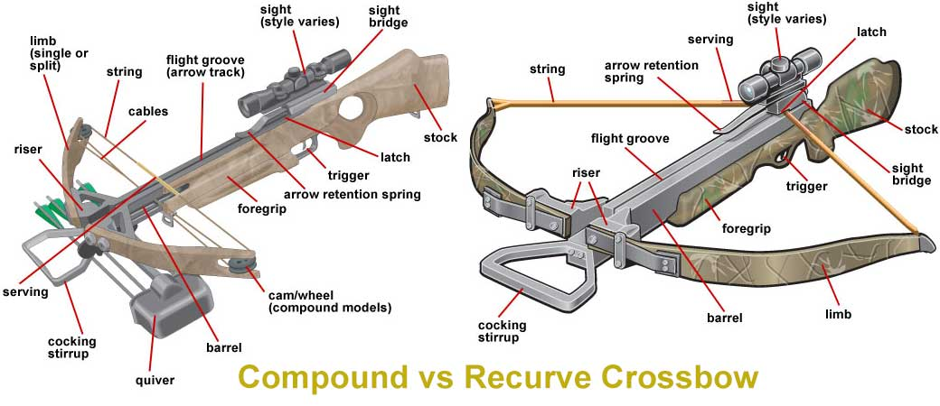 best crossbow reviews 2017 top rated for the money rh hunthacks com barnett crossbow parts diagram compound crossbow parts diagram