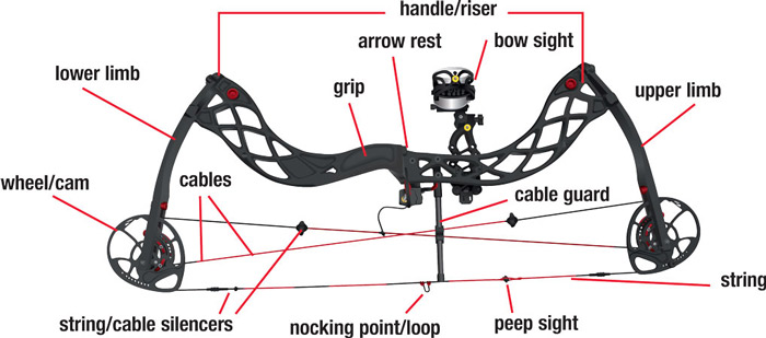 Restringing A Compound Bow